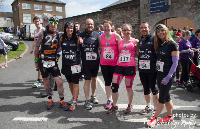 The Emerson's Foundation continues its support for Run Armagh. For further information on The Emerson's Foundation contact MGMPR Ltd - PR Northern Ireland