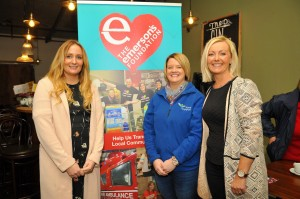 The launch of the Emerson's Foundation in Armagh