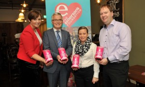 The Launch of The Emerson's Foundation in Armagh at Uluru Bar & Grill